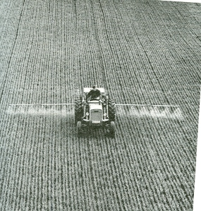 Herbicide Spraying in Finland 1960